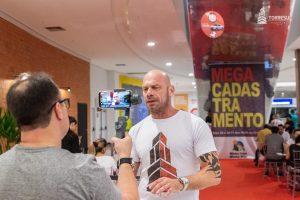 Alexandre Jose e Ricardo Cubas - Mega Cadastramento