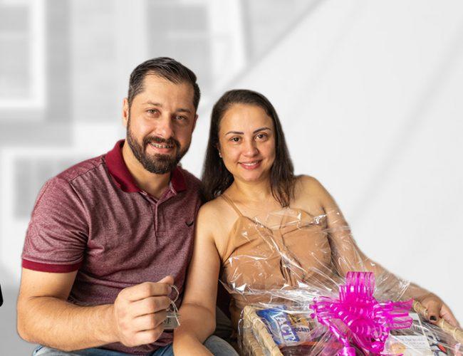 Rosimery e Danilo - depoimento - casa - propria