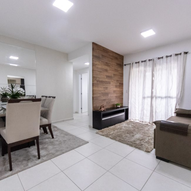 Residencial Alexandria - GBF - Fortaleza - Blumenau - sala
