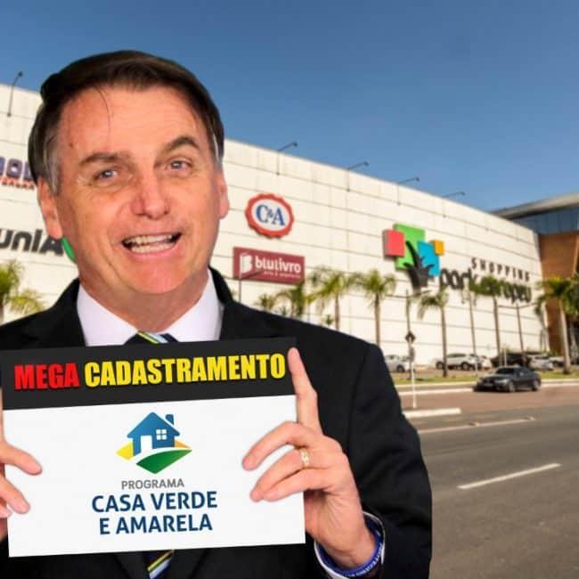 mega-cadastramento-casa-berde-e-amarela-bolsonaro