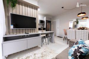 Apartamento - Residencial Aktor - Velha - Blumenau - Torresul- Velha